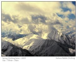 Tehran's Mountains 8 by rezabs