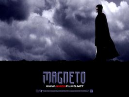 Magneto wallpaper ver.3 by sonLUC