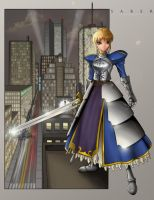 Arturia Pendragon by Spacecowboytv
