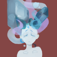 Iced with Depression. by hdgigi