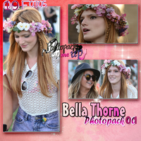 Bella Thorne Photopack #9 by LuciiCupcakeEditions