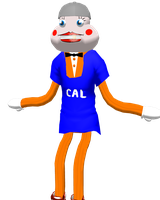 MMD - Lil Cal by TheLozzter5000