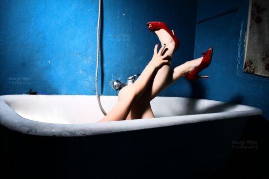 red shoe diaries by george-mihes