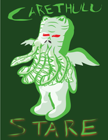 Carethulu by coinoperatedbear