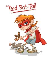 Red Rat-Tail by andrewchandler80