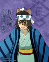 Ryoutaneko: Top Cat of Bakenekoya by aachi-chan