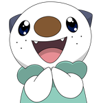 Happy Oshawott by kol98