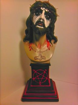 Black Metal Jesus by JasonMas