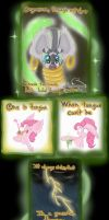 Riddles with Zecora by Heir-of-Rick