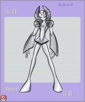 PKMN Gijinka Proj.-Registeel by KawaiiSonicChao
