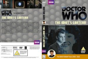 Doctor Who The Idiot's Lantern Classic Cover by HaddonArt