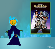 Cloaked Critic Reviews Beetlejuice by TheUnisonReturns