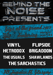 Behind the Noise poster by Rosssc