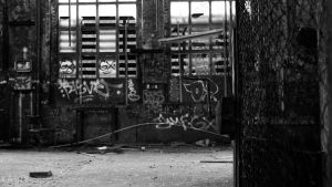 Lost Place Roundhouse #6 by Rainyphoto