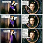 Sheldon Cooper in the Magic Mirror by QuantumInnovator