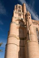 Cathedrale Sainte-Cecile 2389 by Jaded-Paladin