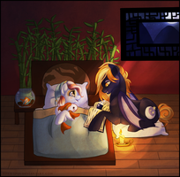 Bedtime Stories by Noxx-ious