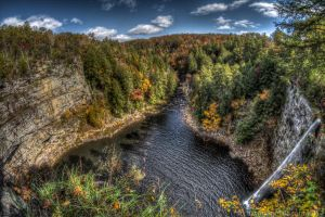 fall creek falls by soraxtm