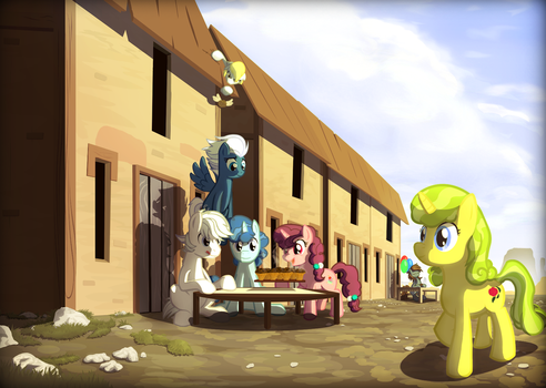 Equality town by VulfixEVEn