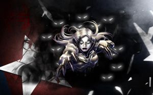 Ghost Widow's Freedom by CMKook-24601
