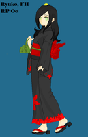 Ryuko, FH RP Oc by IcyBloodRaven