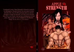 Apple Strength couverture Tome 1 by BloodyAki