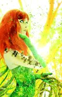 Poison Ivy by skyscraper48