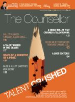 The Counsellor Cover by sheikhrouf23