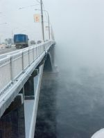 Foggy Bridge 163330 by StockProject1