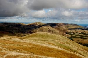 The Pentland Hills by Dobbylove