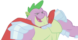 Manly Spike by punchingshark