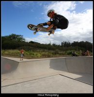 Skate Grom by manaphoto