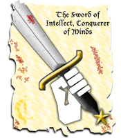 The Sword of Intellect by DigitallyDestined