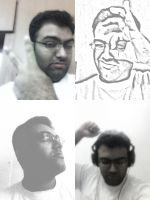 The Different Me's by kaustubh2006