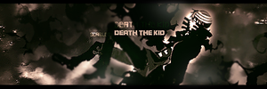 Death the kid Signature by Gen3siss