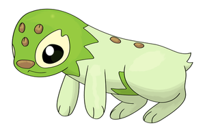 Grass Starter by HourglassHero