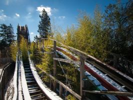 Geauga Lake by JohnKyo