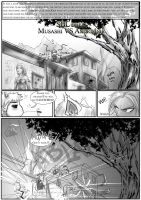 Duel VI pg 1 by Musashi-dono