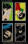 The Protege - Dick Grayson by nekojindesigns