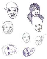 Faces by project3