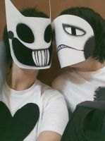 double zacharie by Lokymew
