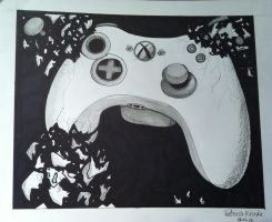 Shattering Controller by shadwgrl