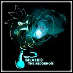 SILVER THE HEDGEHOG ART by Fission07
