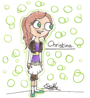 The Newer Christina. by Pinky1babe