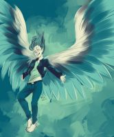 Color Palette Challenge: Maximum Ride by Fuon-Shiheki
