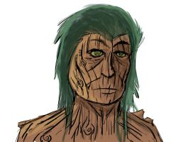 TreeMan (Just Experimenting) by Enigma-Thirteen