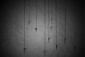 Hanging Souls by Alialolo