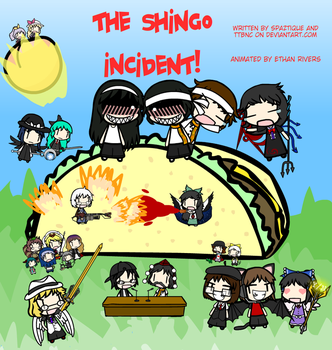 The Shin(g)o Incident Animated! by Ethan-Rivers