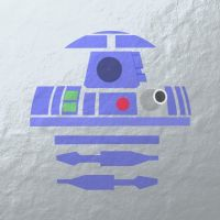R2-D2 by kravinoff