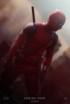 DEADPOOL (2016) MOVIE - UNOFFICIAL TEASER POSTER by skauf99